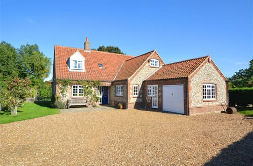 Last Minute Cottages - Adorable Burnham Thorpe Rental S25772