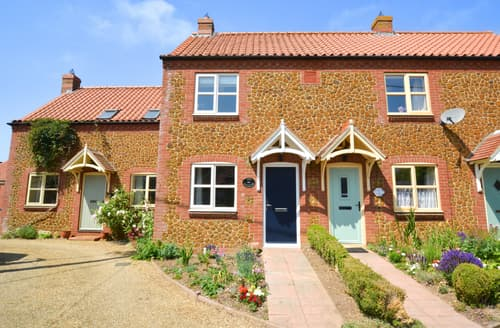 Last Minute Cottages - Adorable Snettisham Cottage S90128
