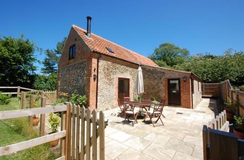 Last Minute Cottages - Splendid Hempstead Rental S12017