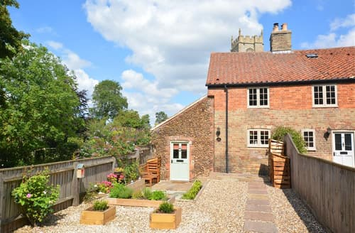 Last Minute Cottages - Luxury Grimston Rental S12993