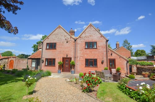 Last Minute Cottages - The Gable House