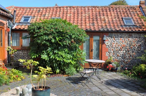 Last Minute Cottages - Wonderful Northrepps Rental S11844
