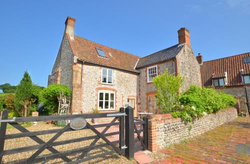 Last Minute Cottages - Flaxmans Farmhouse