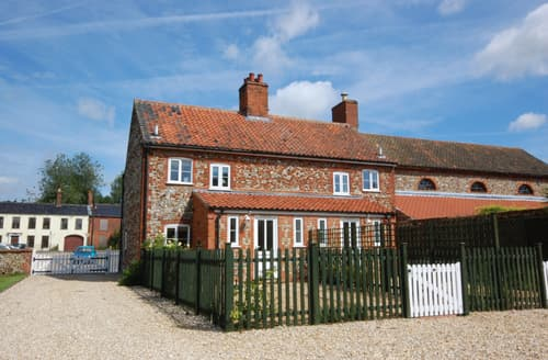 Last Minute Cottages - Gorgeous East Rudham Rental S9748