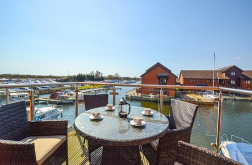 Last Minute Cottages - Ludham Quay
