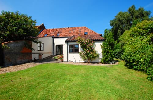 Last Minute Cottages - Charming West Somerton Rental S11742