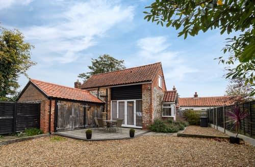 Last Minute Cottages - Barn Cottage