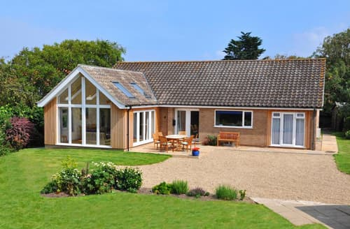 Last Minute Cottages - Luxury Sheringham Rental S25773