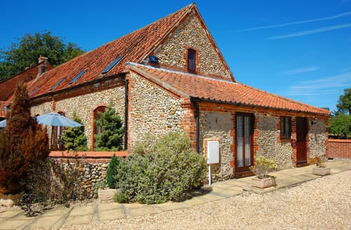 Last Minute Cottages - Excellent Fakenham Rental S9794