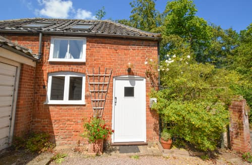 Last Minute Cottages - Luxury Aylsham Rental S11939