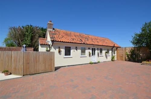 Last Minute Cottages - Smithy Cottage