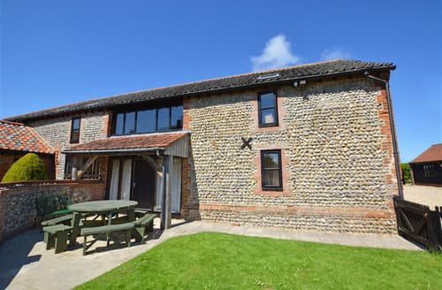 Last Minute Cottages - The Holkham