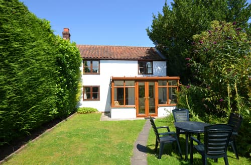 Last Minute Cottages - Splendid Hickling Rental S11849