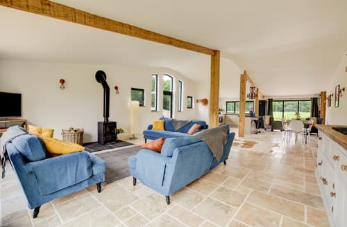 Last Minute Cottages - Roe Deer Barn