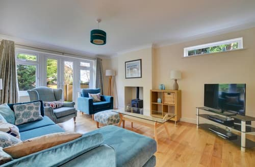 Big Cottages - Excellent West Runton Lodge S44310