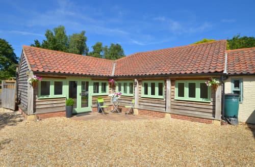 Last Minute Cottages - Half Hour House