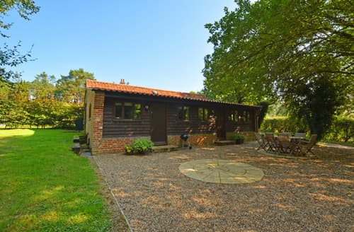 Last Minute Cottages - Watermere Barn