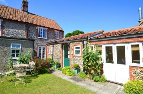 Last Minute Cottages - Curries Cottage