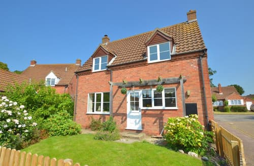 Last Minute Cottages - Captivating Weybourne Rental S11707