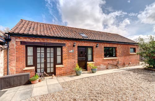 Last Minute Cottages - Kings Cottage Barn