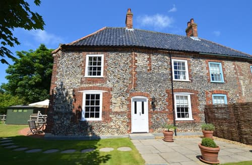 Last Minute Cottages - Splendid Great Walsingham Rental S12001