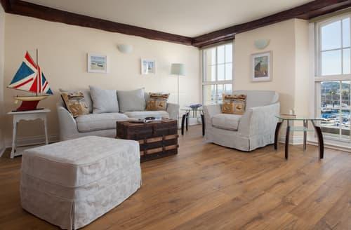 Last Minute Cottages - Superb Torquay Apartment S83878