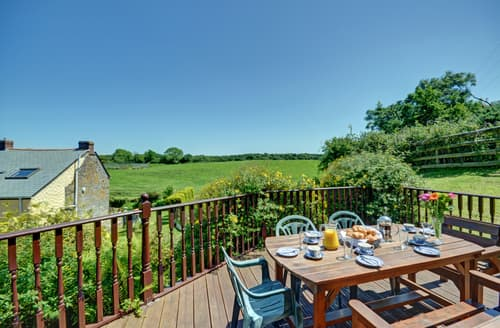 Last Minute Cottages - Inviting Mawgan Porth Cottage S42881