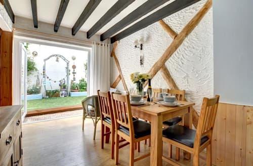 Last Minute Cottages - Captivating Newquay Cottage S59279