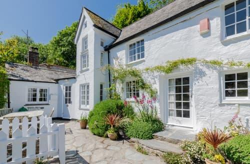 Last Minute Cottages - Quaint Helford Cottage S93089