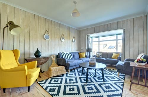 Big Cottages - Luxury Trevone Bay Cottage S45227