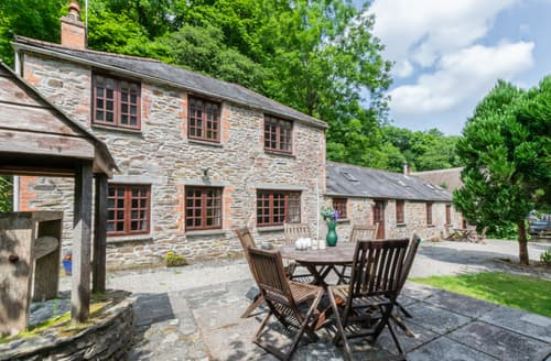 Last Minute Cottages - Captivating Helford Cottage S93181