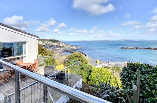 Last Minute Cottages - Superb Mousehole Cottage S89342