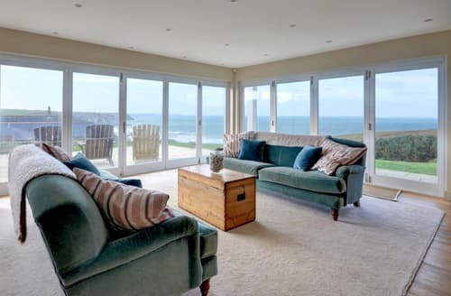 Big Cottages - Exquisite Porthtowan Cottage S43912