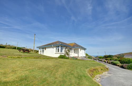 Last Minute Cottages - Captivating Porthcothan Bay Cottage S42824