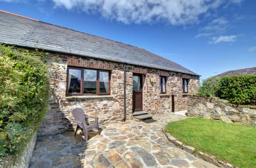 Big Cottages - Wonderful St Merryn Cottage S42661