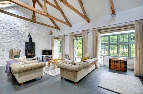 Last Minute Cottages - Exquisite Port Isaac Cottage S42692