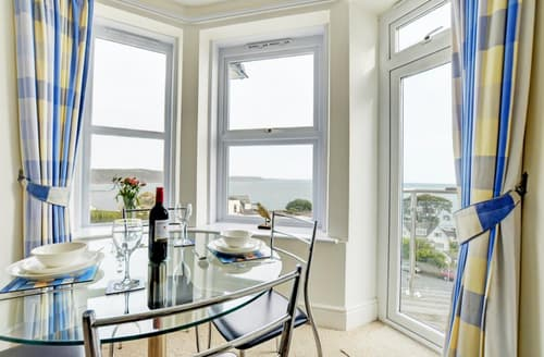 Last Minute Cottages - Exquisite Looe Apartment S43055