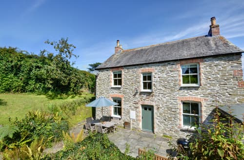 Last Minute Cottages - Lovely St Mawgan Cottage S85770