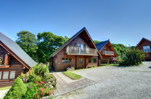 Last Minute Cottages - Excellent Little Petherick Lodge S42720