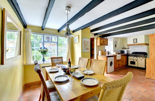 Last Minute Cottages - Kernow