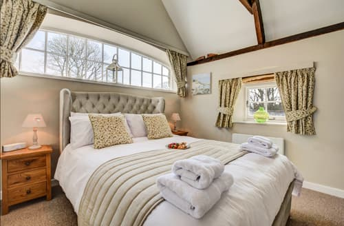 Last Minute Cottages - Tasteful St Breward / St Tudy Cottage S98108