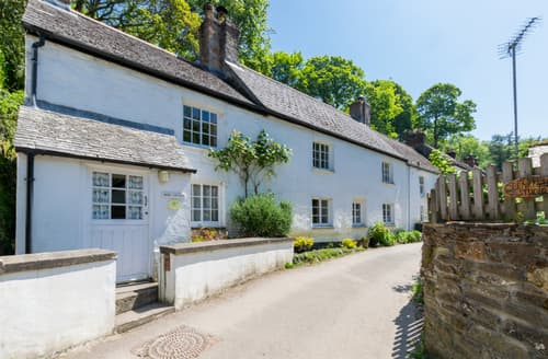 Last Minute Cottages - Superb Helford Cottage S89293