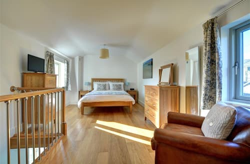 Last Minute Cottages - The Granary, Trevisquite