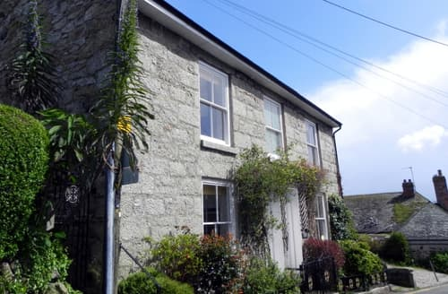 Last Minute Cottages - Lovely Mousehole Cottage S89217