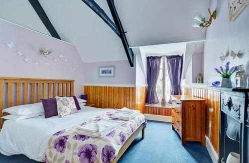 Last Minute Cottages - Wonderful Polperro Lodge S43016