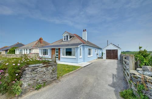 Big Cottages - Superb Treyarnon Bay Cottage S42951
