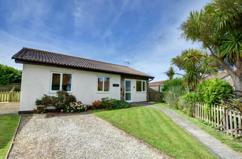 Big Cottages - Captivating St Merryn Cottage S42644