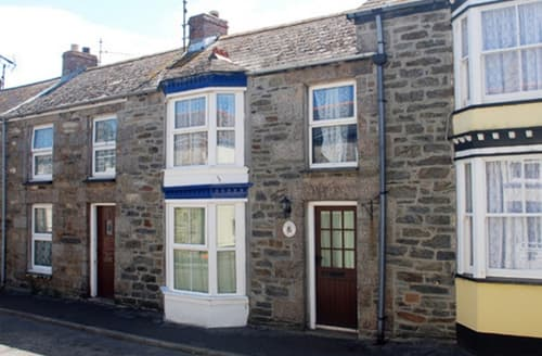 Last Minute Cottages - Delightful Porthleven Cottage S89299