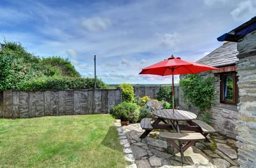 Big Cottages - Splendid St Merryn Cottage S42923