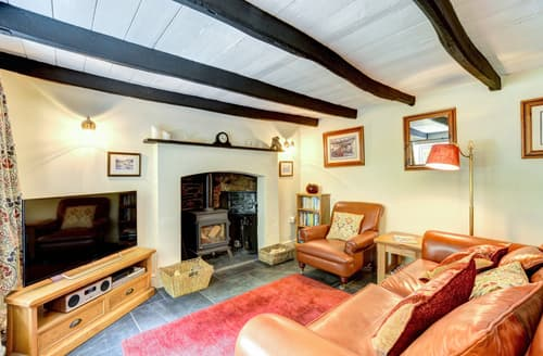 Last Minute Cottages - Cosy Looe Cottage S43975